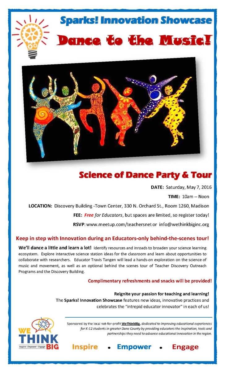 Sparks Dance Flyer - FINAL